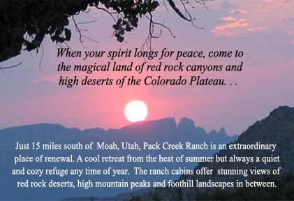Pack Creek Ranch quote