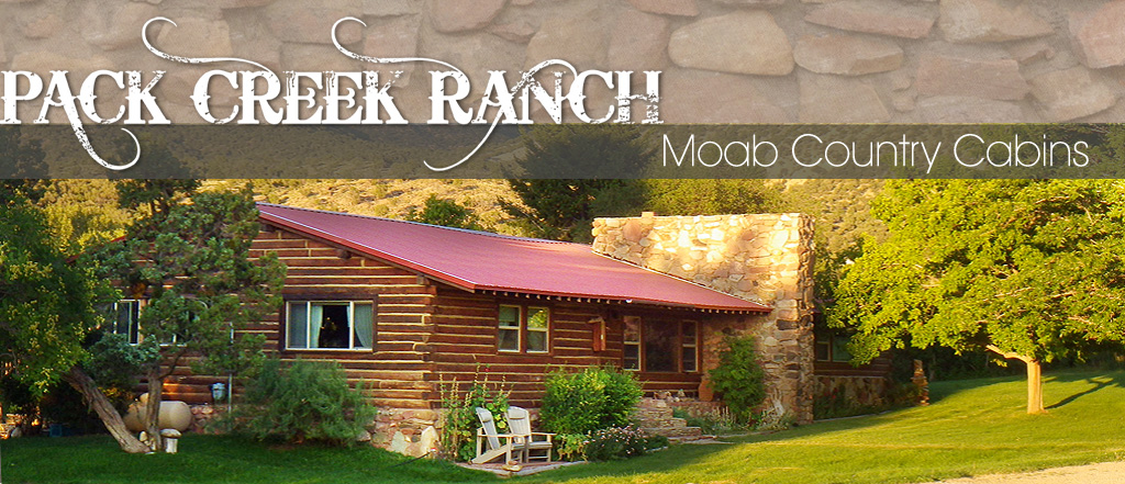 Miraculous Rental Cabins At Pack Creek Ranch Near Moab Utah Home Interior And Landscaping Spoatsignezvosmurscom